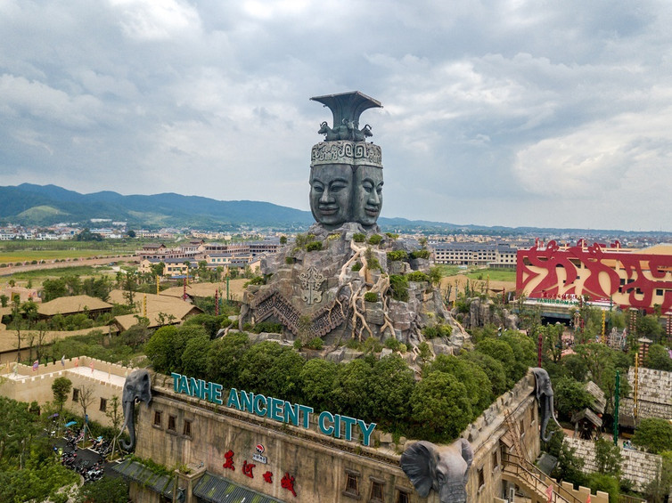 地址交通:湖南省长沙宁乡市黄材镇炭河古城.